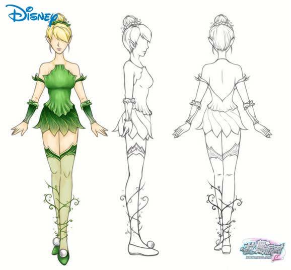迪士尼最受欢迎的小仙子即将来到《热舞派对》,她们挥动着手中的神仙棒,带你进入神秘的精灵山谷,揭开遇见小飞侠前的身世和秘密,并送给热舞玩家们许多神秘礼物。只要你相信她们的存在,仙子们就能存续她们的生命——奇妙从这里开始!   奇妙仙子降临《热舞派对》   迪士尼奇妙仙子是克丽安女王手下负责修补东西的仙子,她不喜欢整天修补东西,渴望到人间去亲眼看看。这次她如愿以偿来到了《热舞派对》,为爱漂亮的热舞玩家们送来梦幻仙子装。仙子装是由勤劳美丽的仙子们用森林中的植物为玩家们编织的。你瞧
