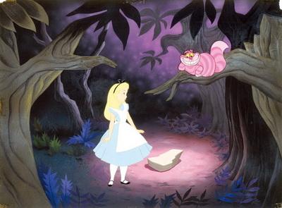 爱丽丝与疯狂猫
