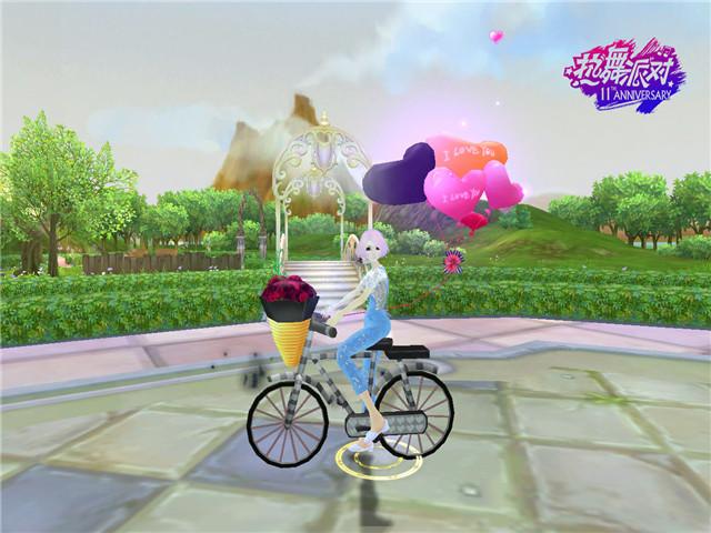 图片: 一等甜蜜鸭召唤甜蜜郊游自行车.jpg